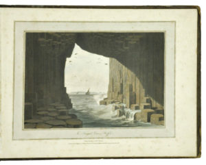 William. Illustrations of the island of Staffa