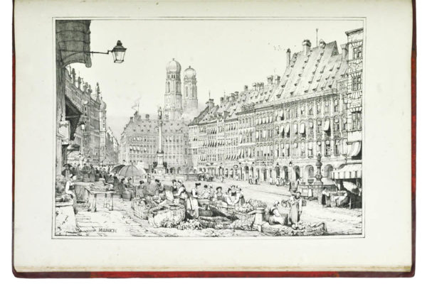 Samuel. Facsimiles of sketches made in Flanders and Germany - 2