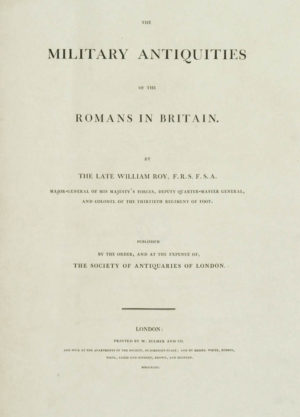 William. The military antiquities of the Romans in Britain.