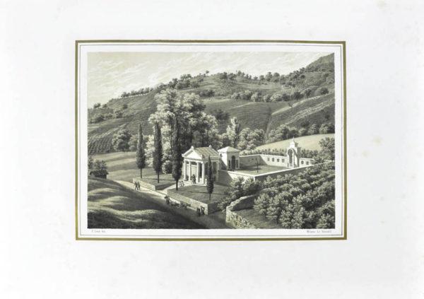 Eduard. Erklärende Notizen zu einer Reihenfolge bildlicher Darstellungen der Villa Mylius zu Loveno am Comer See und der benachbarten Gegend.