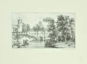 Francis. Picturesque views of all the bridges belonging to the county of Norfolk