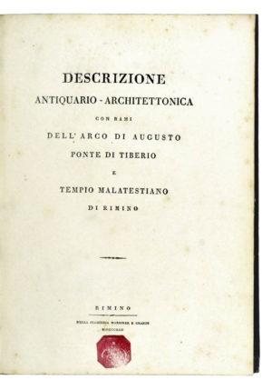 Luigi. Descrizione antiquario-architettonica