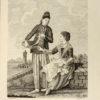 Vincenzo; Nicola Gervasi. Raccolta di sessanta piu belle vestiture che si costumano nelle provincie del regno di Napoli. – 2