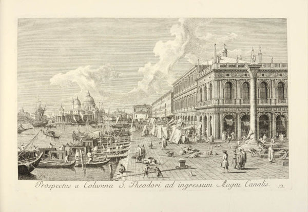 ex Antonii Canal tabulis. - 4
