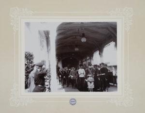 [NICHOLAS II - Photograph of Tsar Nicholas II].