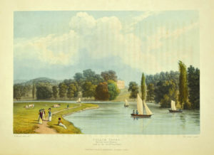 William; Samuel Owen. Picturesque tour of the River Thames.