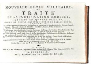Deprez [Pierre Samuel]. Nouvelle ecole militaire