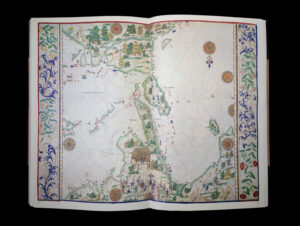 The Maps and Texts of the Boke of Idrography, one of 40 copies, 1981
