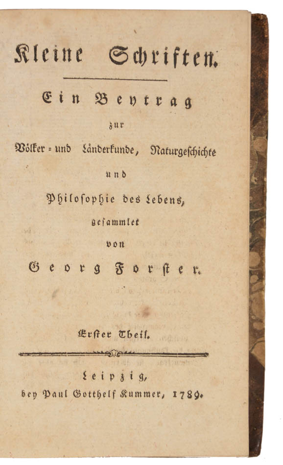 Georg. Kleine Schriften: