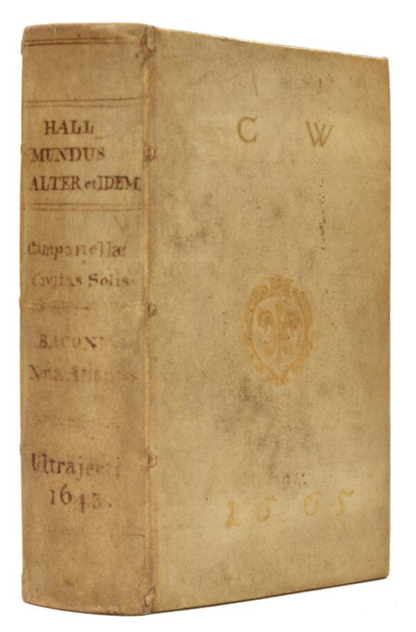 Joseph. Mundus Alter et Idem ... Authore Mercurio Britannico ...