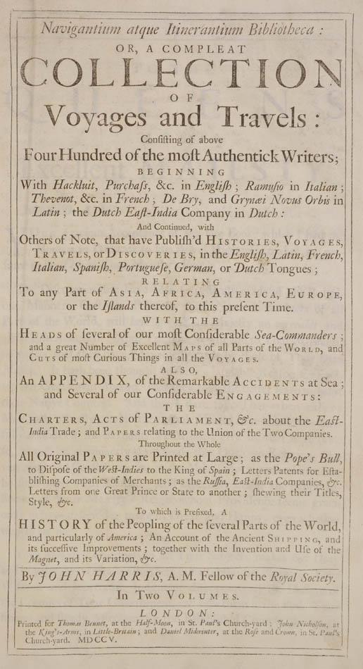 John. Navigantium atque itinerantium bibliotheca: