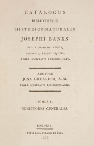 Joseph]; DRYANDER
