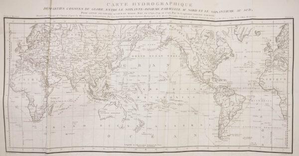 Charles Pierre Claret de. Voyage autour du monde