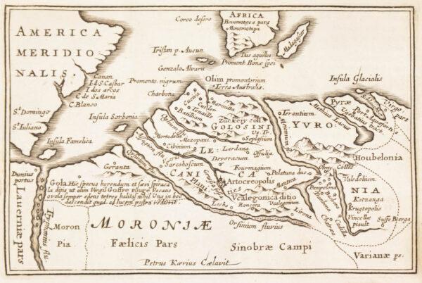 Joseph. Mundus Alter et Idem ... Authore Mercurio Britannico ... - 2