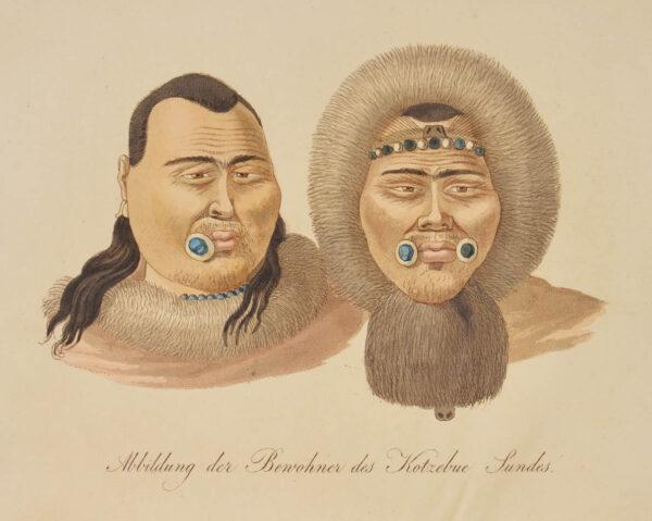 Otto von. Entdeckungs-Reise in die Süd-See und nach der Berings-Strasse zur Erforschung einer nordöstlichen Durchfahrt - 2