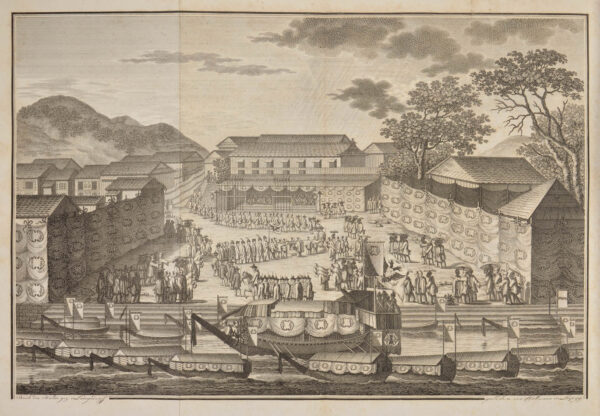 Georg Heinrich von. Bemerkungen auf einer Reise um die Welt in den Jahren 1803 bis 1807. - 3