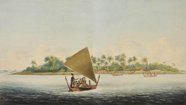 Otto von. Entdeckungs-Reise in die Süd-See und nach der Berings-Strasse zur Erforschung einer nordöstlichen Durchfahrt - 5